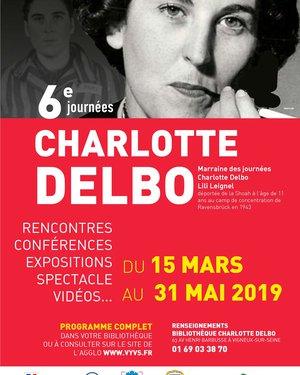 6ème Journées Charlotte Delbo