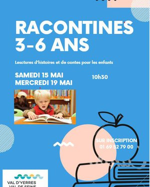 Racontines 3-6 ans