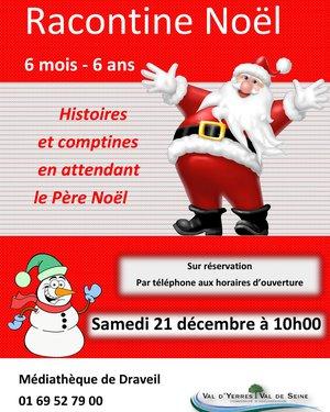 """Racontines """"Noël"""""""