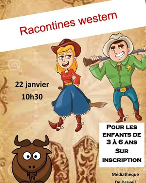 Racontines western