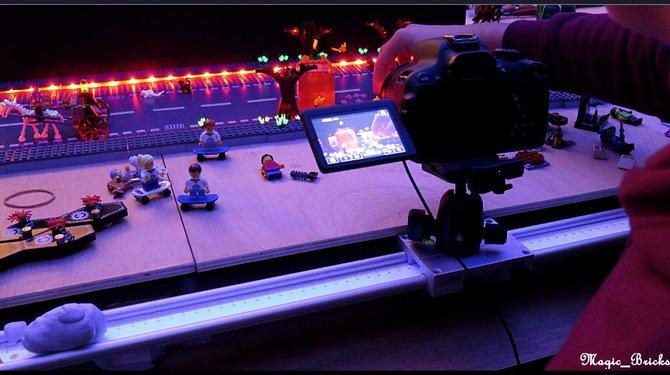 Crée un court métrage en stop motion - Atelier 8-14 ans