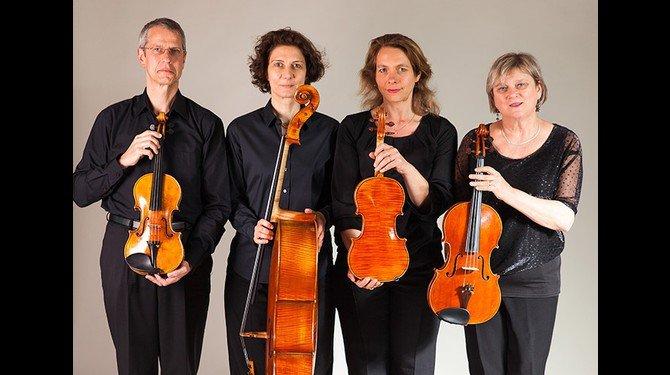 Un Quatuor à Vienne