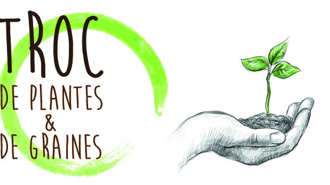 Troc de plantes et graines