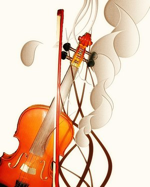 Audition de violon