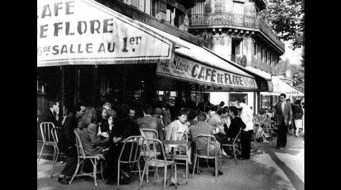 Voyage à St-Germain-des-Prés