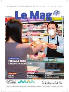 Magazine du Val d'Yerres Val de Seine décembre 2020