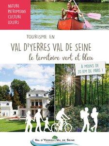 Guide touristique du Val d'Yerres Val de Seine