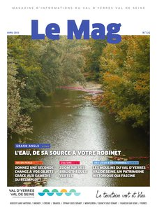 Magazine du Val d'Yerres Val de Seine mars 2021