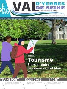 Tourisme, Fiers de notre territoire vert et bleu