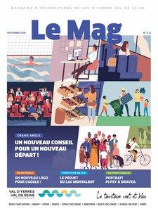 Magazine du Val d'Yerres Val de Seine septembre 2020