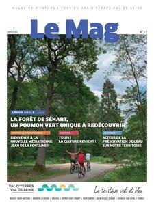 Magazine du Val d'Yerres Val de Seine juin 2021