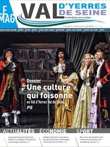 Une culture qui foisonne en Val d'Yerres Val de Seine