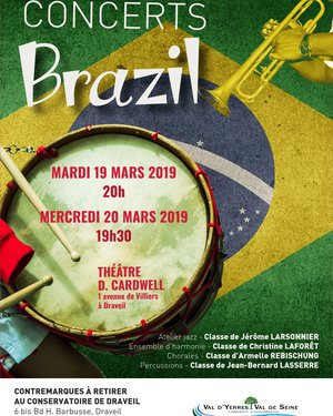 Concerts Brazil
