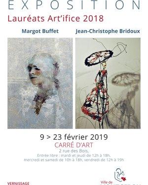 Lauréats Art'Ifice 2018