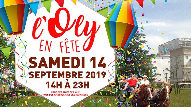 L'Oly en fête samedi 14 septembre
