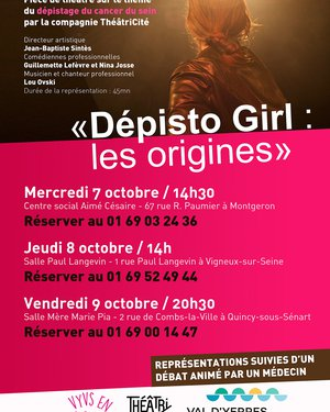 Dépisto Girl : Les origines