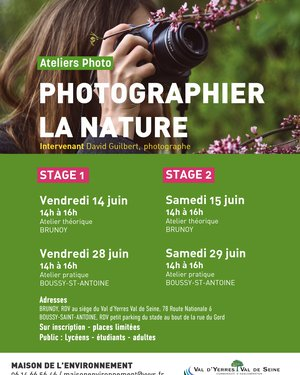 Photographier la nature (Pratique)